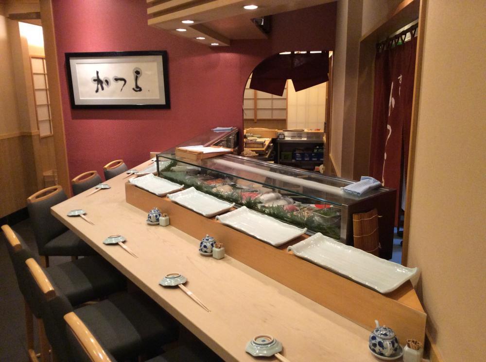 【東京 築地】築地の鮨店 料理長の募集