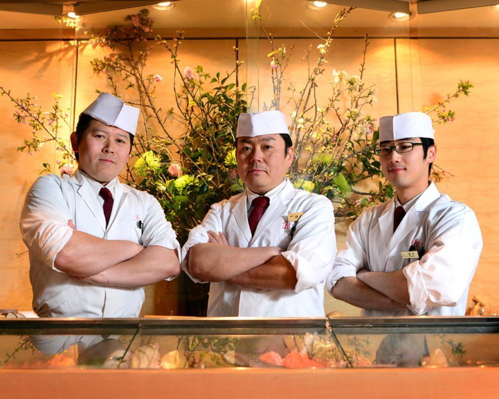 【愛知県 名古屋市】寿司職人 正社員の求人