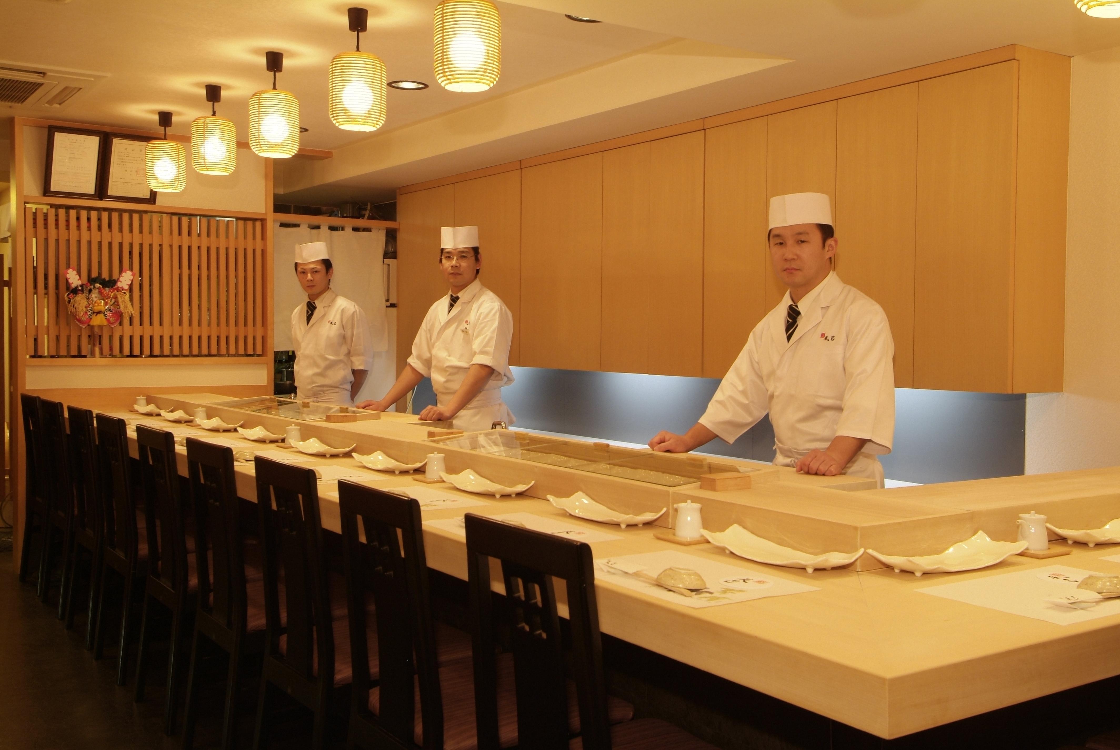 【東京 銀座】高級寿司店 寿司職人求人