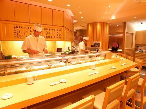 【東京 神奈川】でのすし職人、フロアスタッフの求人