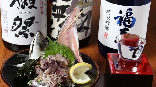 【東京 名古屋】【母体安定企業】海鮮居酒屋のキッチン・ホールの求人