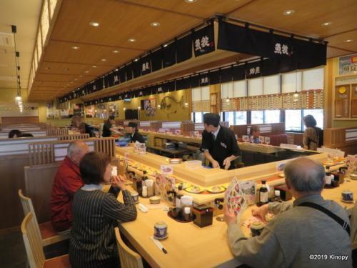【名古屋・東京】回転ずしの調理スタッフの求人