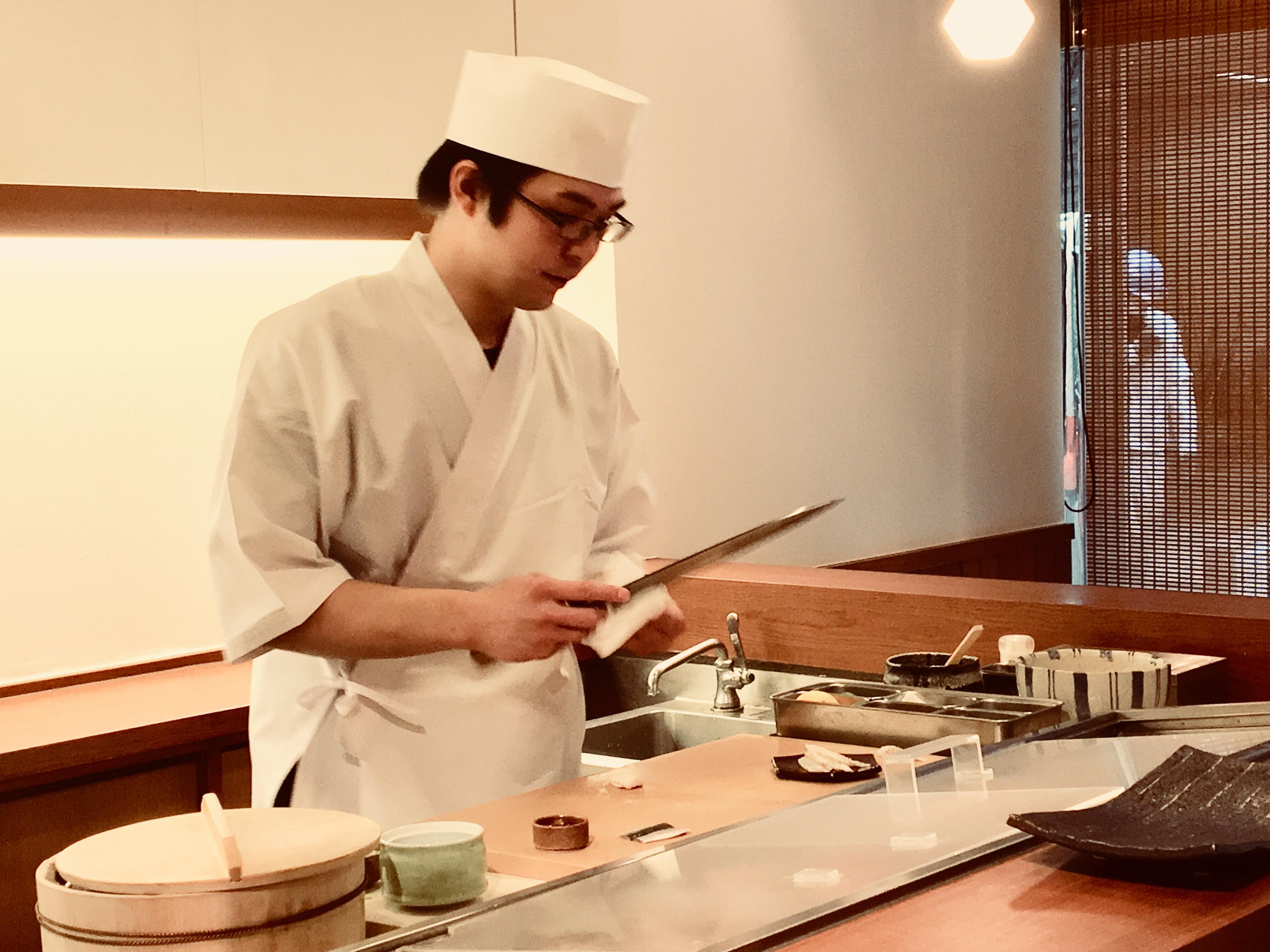 誠寿司 西新宿の本格江戸前寿司