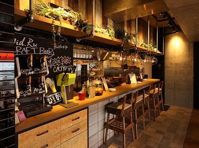 【神奈川・横浜・急成長】横浜の肉とチーズ&ビールのお店