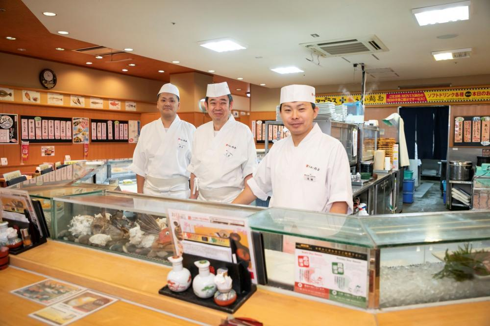 【オープニング】UIターン歓迎 八戸 鮨勘の新業態店舗募集