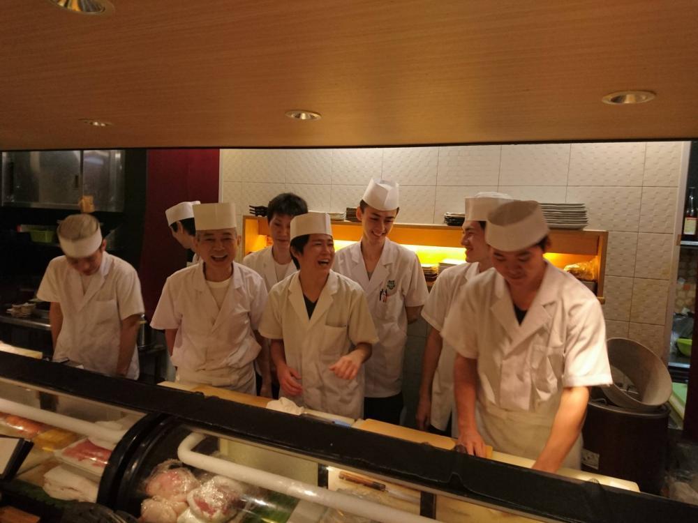 【神楽坂アカデミー】寿司職人見習いからはじめてみませんか【東京すしアカデミー直営店】