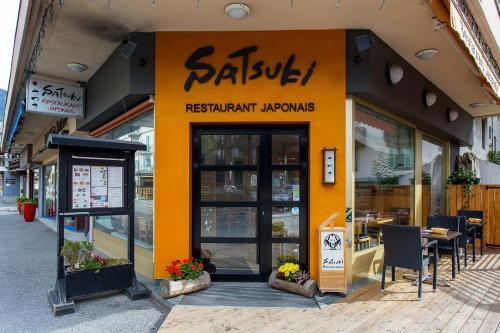 """【フランス シャモニー】日本食レストラン""""SATSUKI"""" 調理スタッフ募集"""