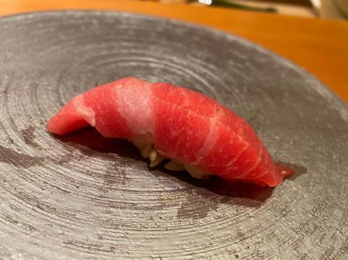 2種類のシャリで本格的な寿司を提供。