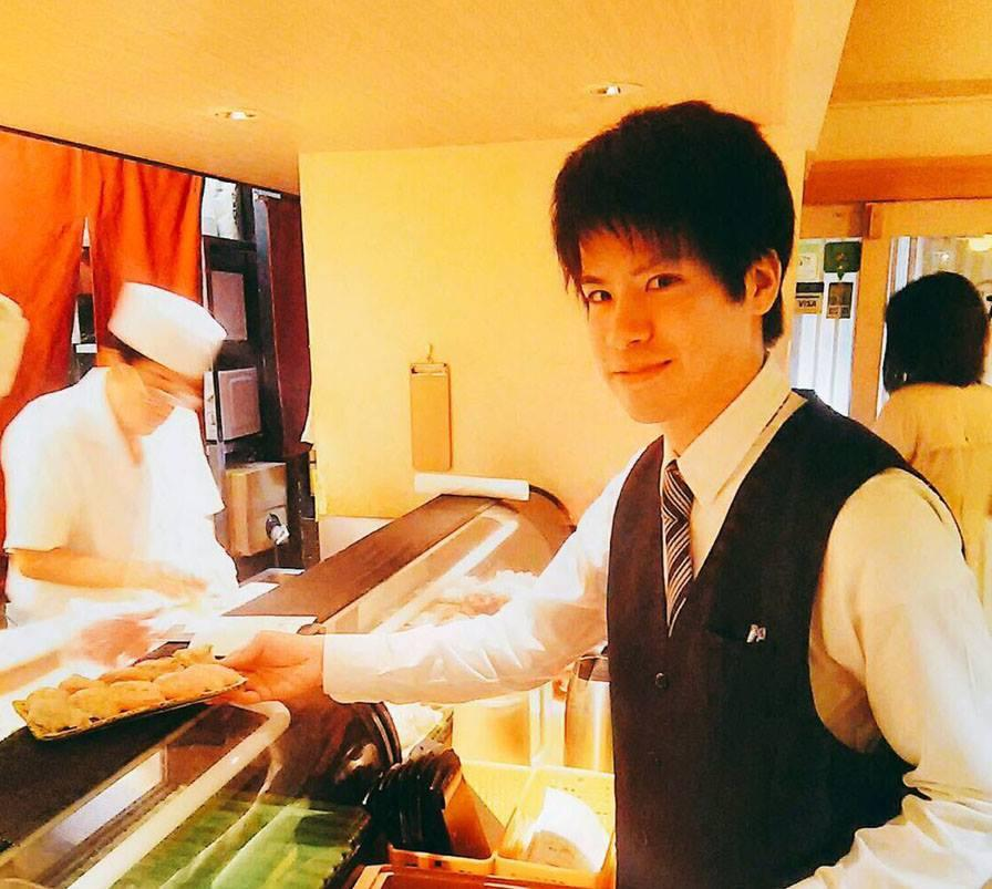 東京すしアカデミー 在校生限定アルバイト求人