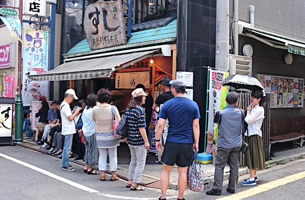 【東京】都内17店舗展開の人気寿司店で寿司職人見習いを募集!