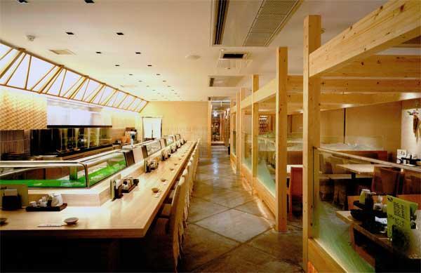 【東京】気軽に入れる寿司カウンターのお店 すし屋銀蔵