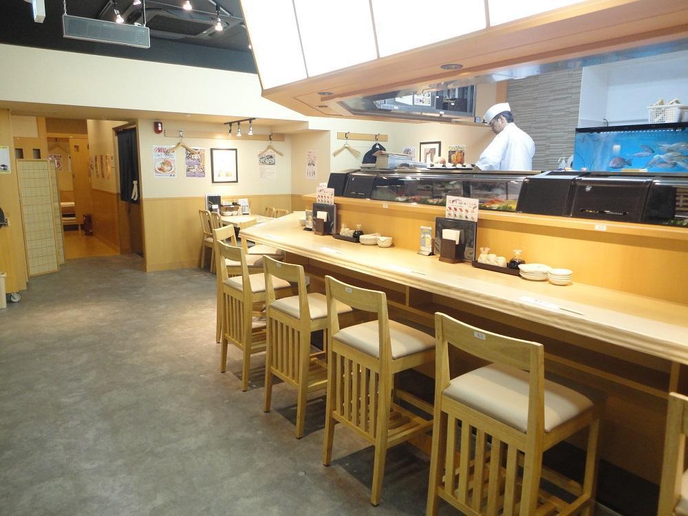 【神奈川】首都圏に130店舗! 寿司カウンターのお店 すし屋銀蔵