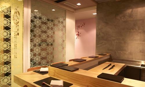 ミシュラン2つ星寿司店「小康和」での3rd Chef