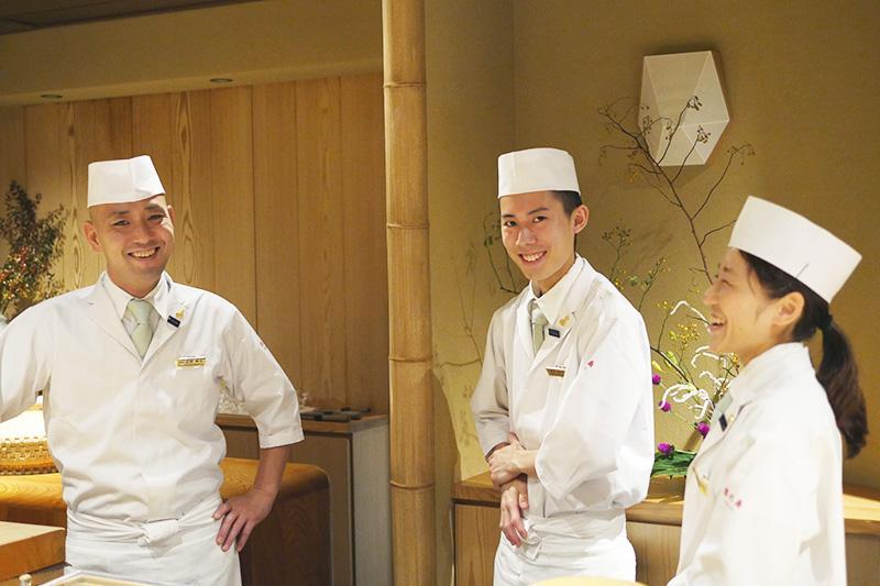 寿司激戦区の恵比寿で最注目!カウンター13席の高級店『若槻』は若者にチャンスを与えたい!
