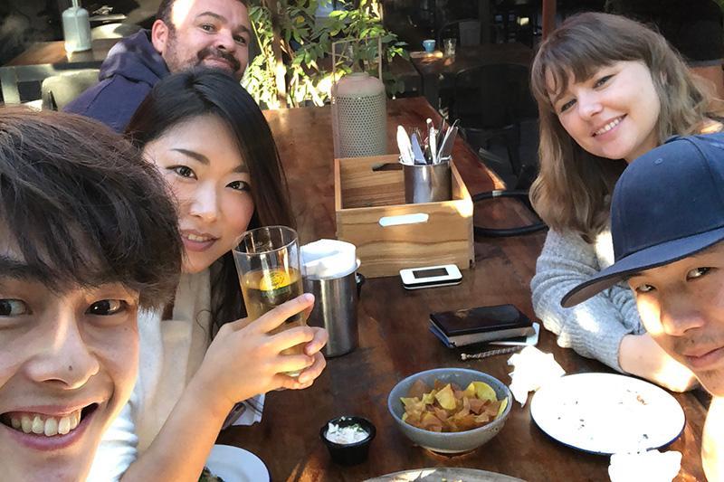 チャンスしか無い!NZの日本食レストランでヘッドシェフを務める若き侍からの招待