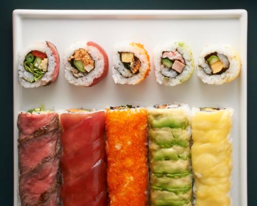 ロール寿司専門店の募集 海外志向の人、女性も働きやすいお店
