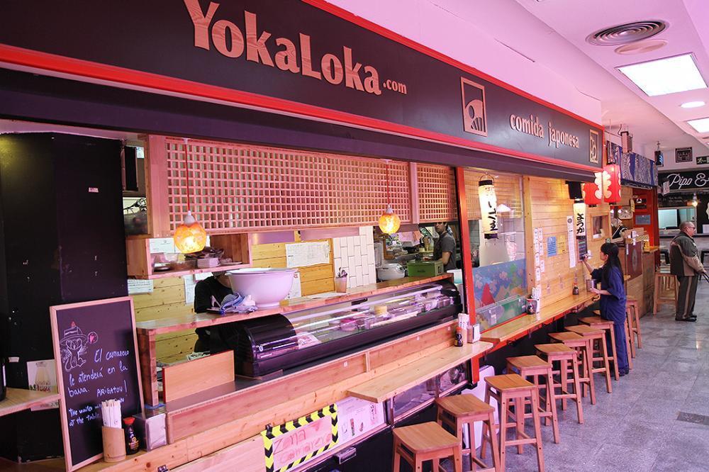 Yokaloka en Madrid 寿司職人募集
